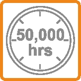 50.000 Working Hours
