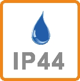 IP44 rating